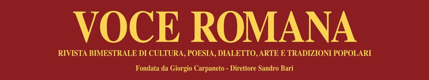 VOCE ROMANA